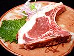 イベリコ豚骨付きステーキ料理レシピ