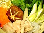 イベリコ豚すき焼き料理レシピ