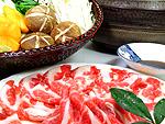 イベリコ豚しゃぶしゃぶ料理レシピ