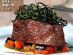 サンファイナとイベリコ豚肩ロースのステーキ料理レシピ