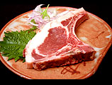 イベリコ豚ベジョータ骨付きロースステーキ