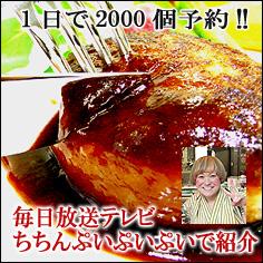 イベリコ豚100%ハンバーグ