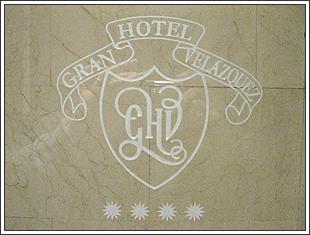 スペインのホテルのロゴ