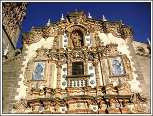 スペインの教会
