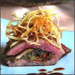 イベリコ豚料理
