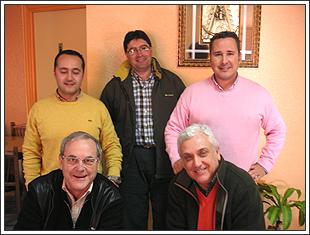 スペインの人たち