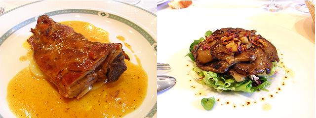 スペインの料理
